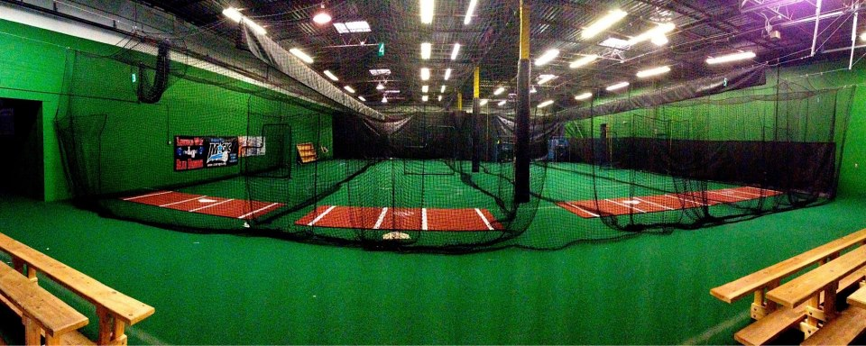 Cage Area